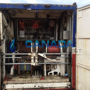 Wireline/Slickline Combo Skid Unit 001